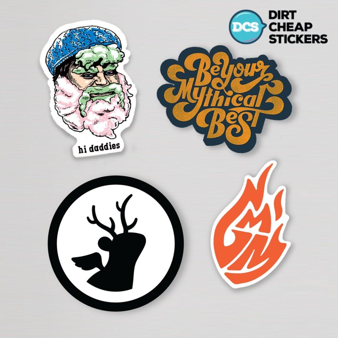 Vinyl decals stickers dirtcheapstickers fullcolor diecutstickers circlestickers squarestickers laminatedstickerpic twitter com g2ggpkk2vk