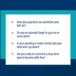 Image for the Tweet beginning: Debt consolidation can be a