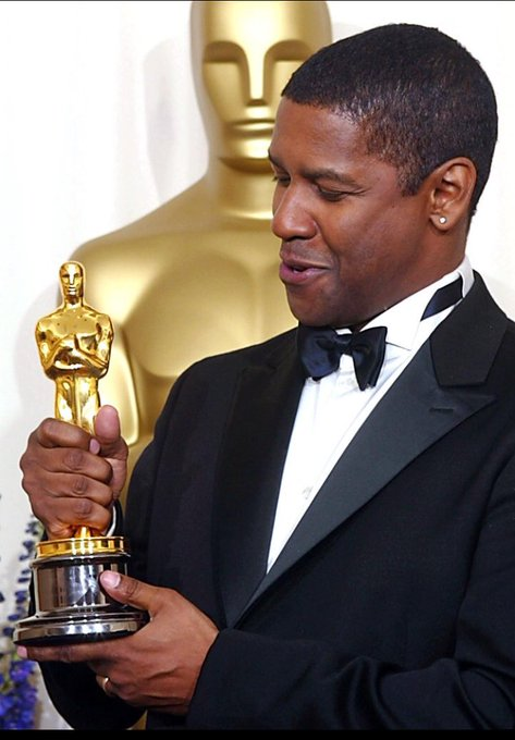 Happy Birthday to The Goat Denzel Washington.