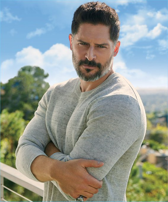 Happy Birthday Joe Manganiello!