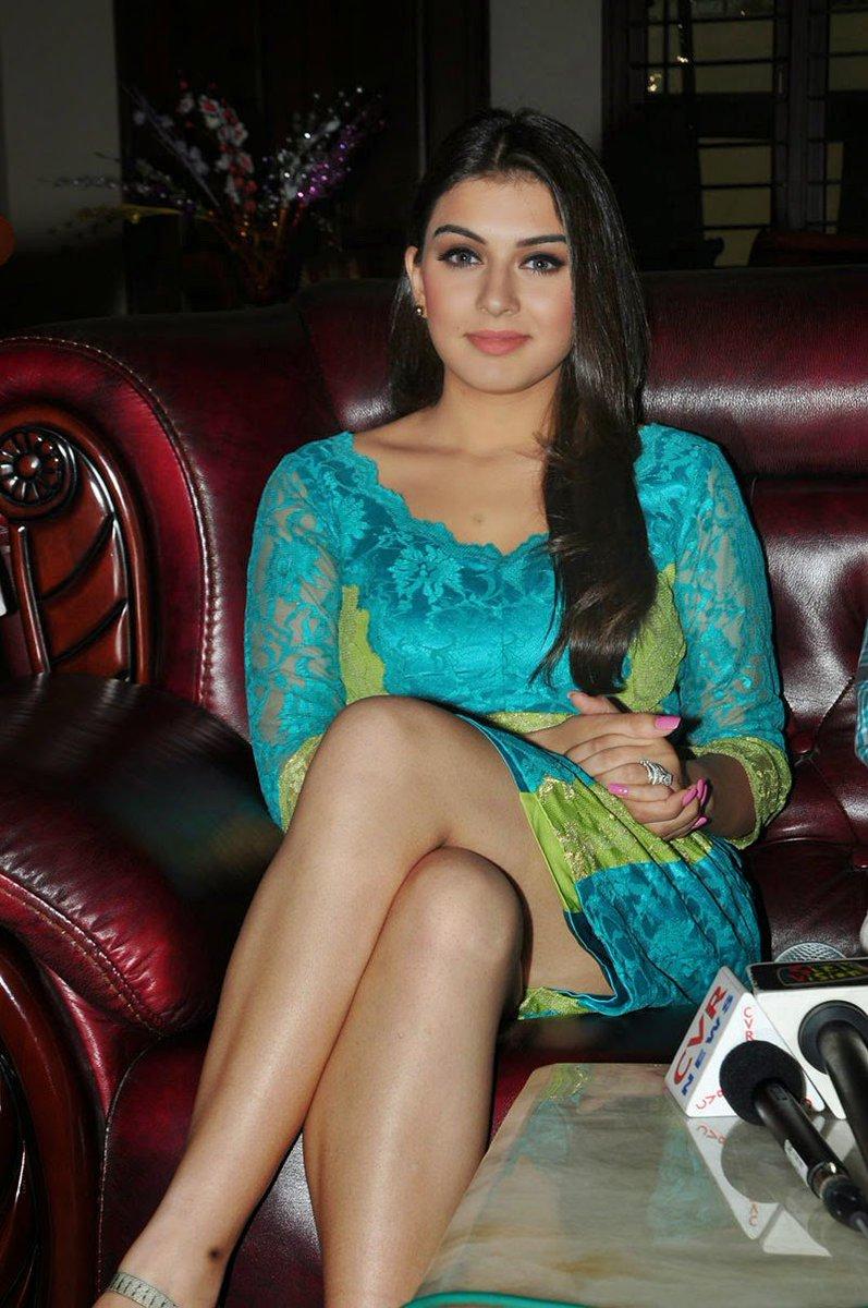 Hansika back in a Telugu movie