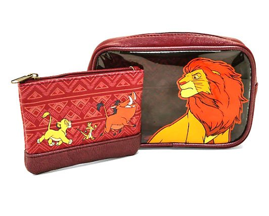 RT & follow @OriginalFunko for the chance to win this @Loungefly @BoxLunchGifts exclusive The Lion King cosmetic case set!