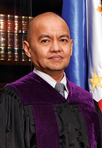 Today is the birthday of Associate Justice Marvic M.V.F. Leonen. Happy birthday, Justice Leonen!