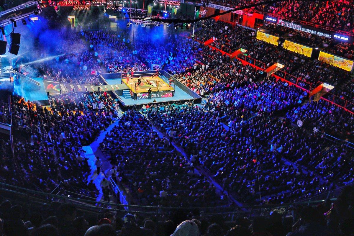 Arena Mexico 12/28/2018