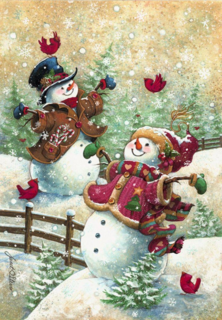Радость восторг, нестандартные открытки с новым годом
