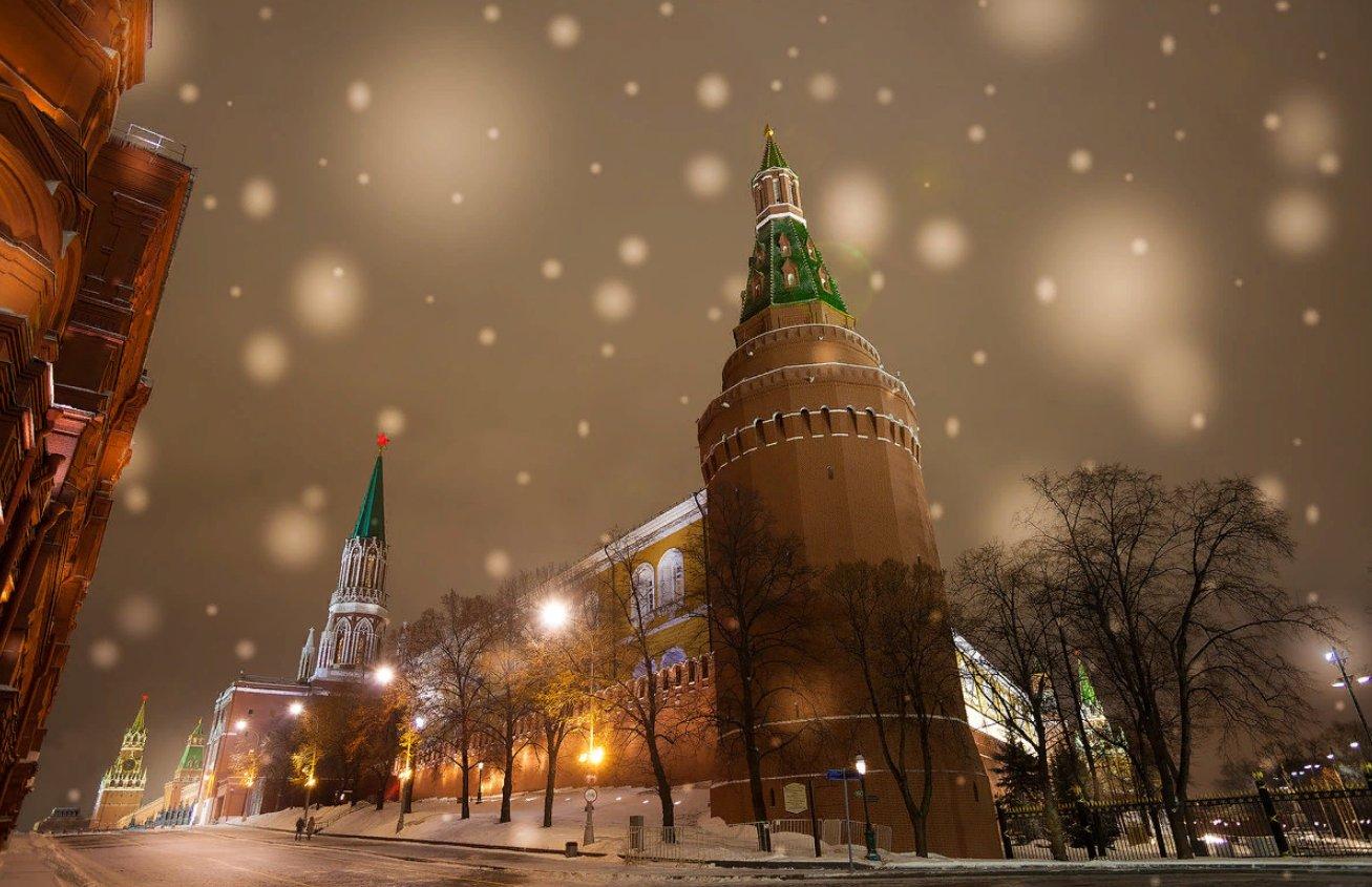 Зимняя москва фото в хорошем качестве