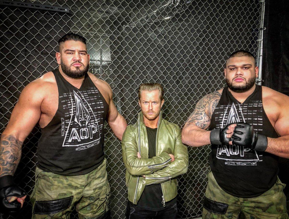 Looking determined. #WWEColumbus #AOP<br>http://pic.twitter.com/GBRcVtiemP