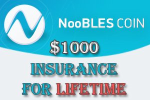 Image for NOOBLES COIN added to Golden Insurance!