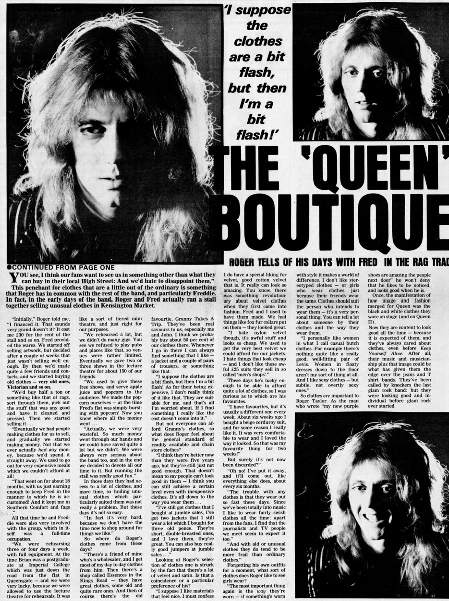 chaotic queen archive on Twitter: