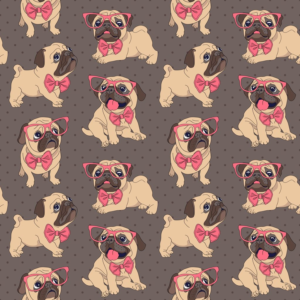 Everpix On Twitter Funny Pugs On The Screen Ll Bring You