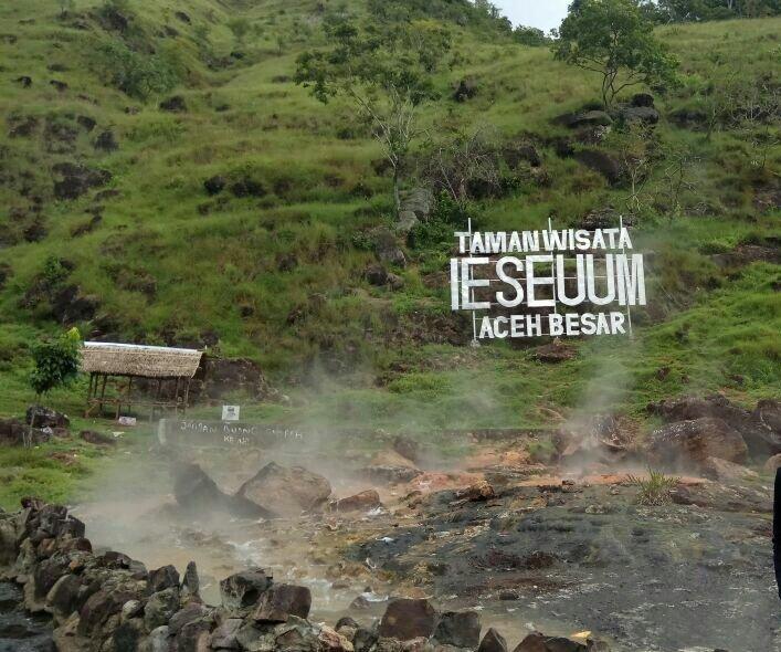 Fakhrurazi On Twitter Mari Berwisata Di Ie Suum Krueng Raya Aceh