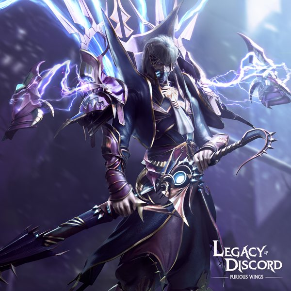legacy of discord new server