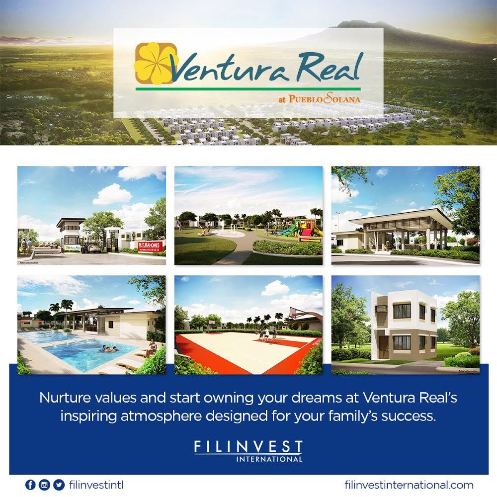 Start owning your dreams at Ventura Real!   #Filinvest #FilinvestInternational #OFW #Investment #RealEstate #Opportunity #RentalIncome #ExtraIncome #Family #Future #Condominiums #HouseAndLot #Resorts #Philippines #Economy #Properties https://t.co/PrgfA0XPra