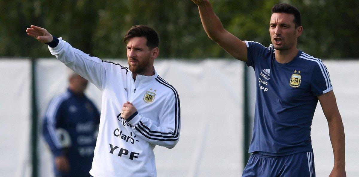 Argentina Jawara, Scaloni Pensiun