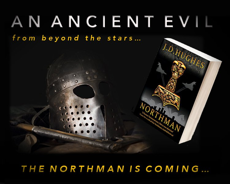 NORTHMAN - I can't give you Daleks, but I can give you a Doctor (not that one!), 9th century Vikings, WW2, state of the art jet fighters, time travel, an eternal love story, an ancient evil bent on destroying Earth… and much more! #DoctorWho #ASMSG amzn.to/2GC3Eii