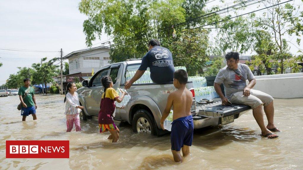 Quais são países mais vulneráveis a desastres climáticos? https://t.co/u41jaMuGA5 #MeioAmbiente