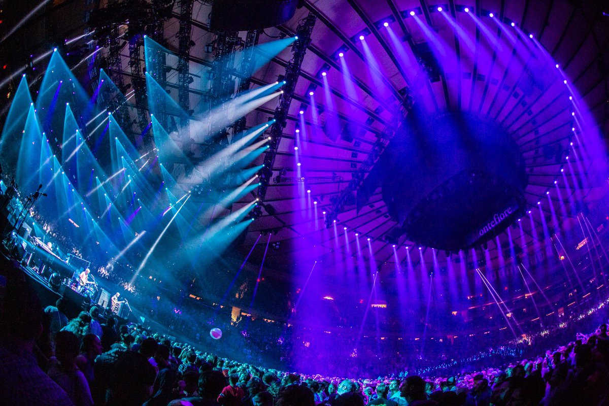 Tonight Is Last Night For Alternate >> Phish On Twitter Watch A Live Webcast Of Night Two At Madison