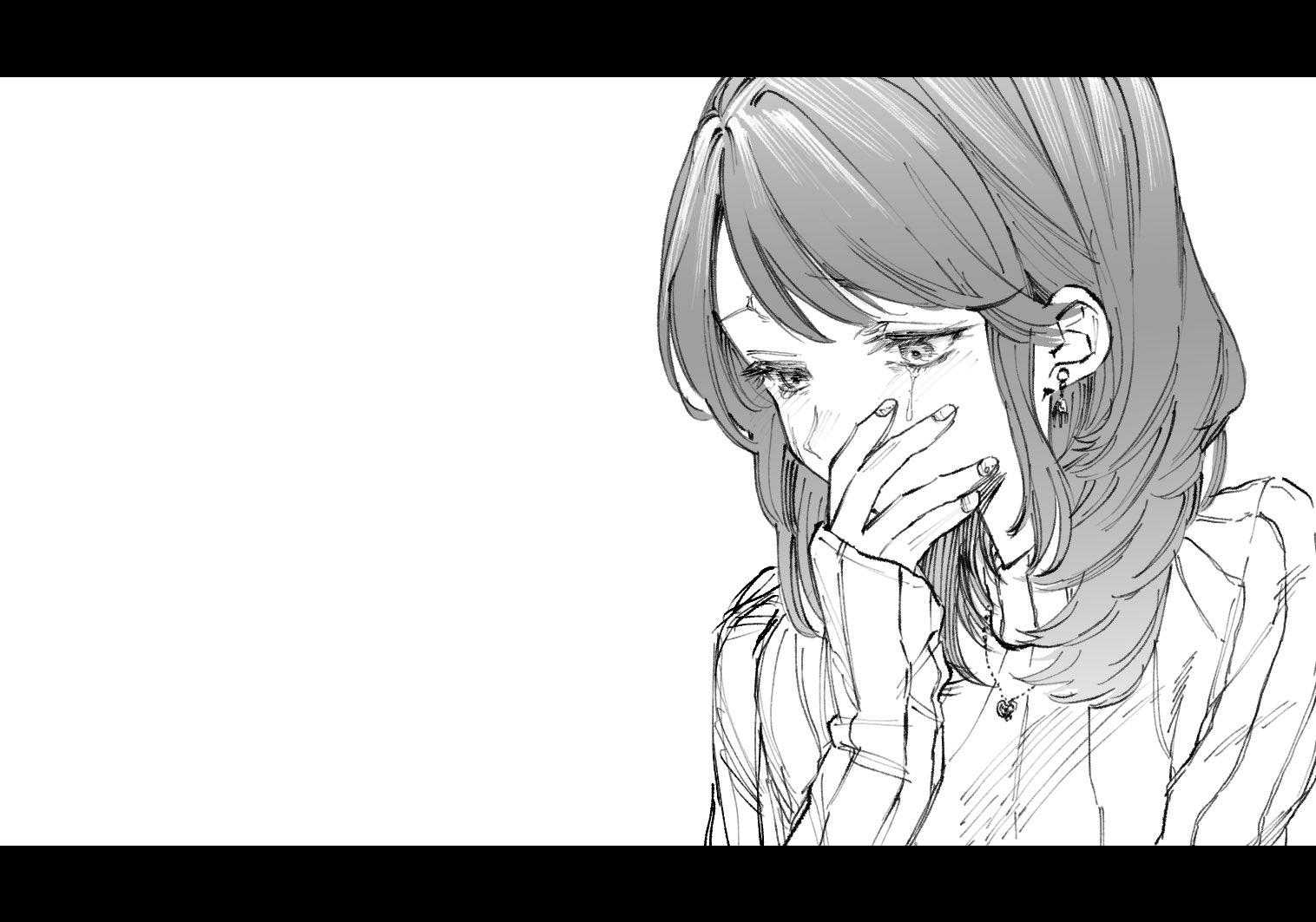 「あなたがそのつもりなら……」泣くだけ泣いた後の眼差しから読み取れるものは!?