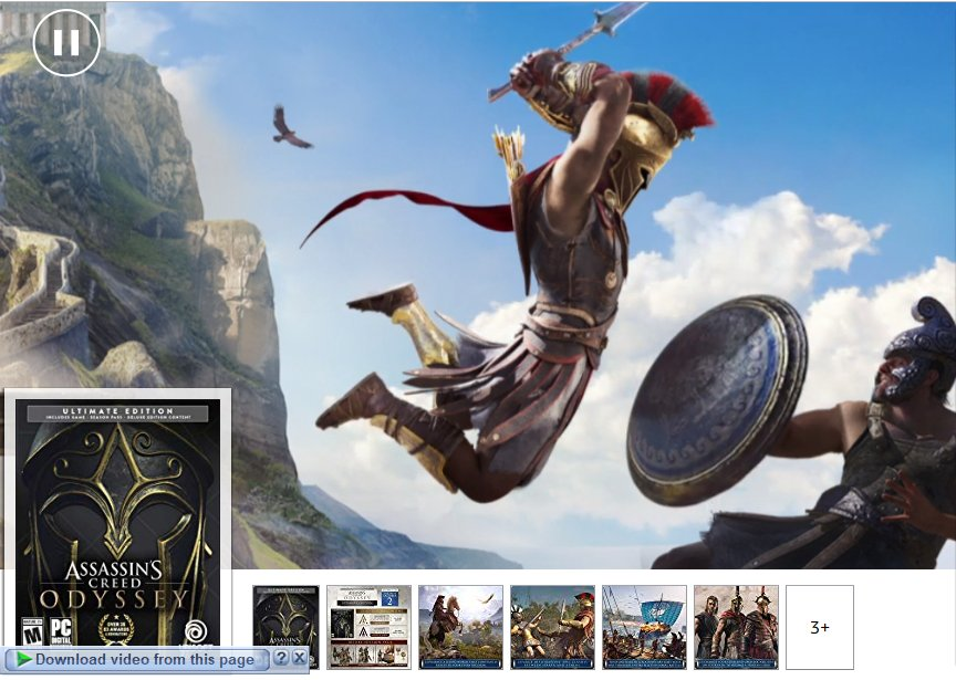 Assassin's Creed Odyssey - Ultimate Edition [Online Game Code] is 50% OFF https://amzn.to/2VghvxM
