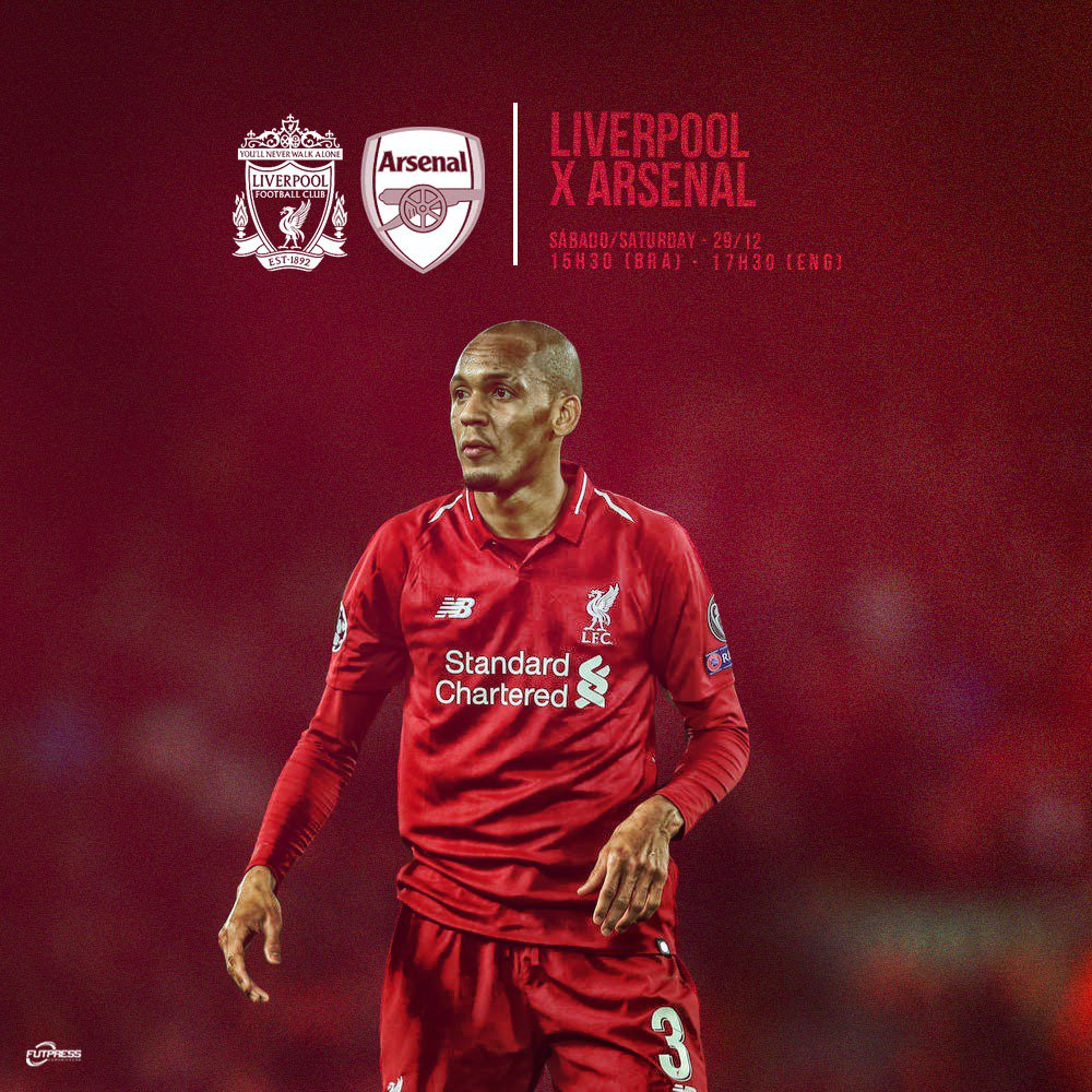 6c5d08536 Liverpool v Arsenal  Live matchday blog