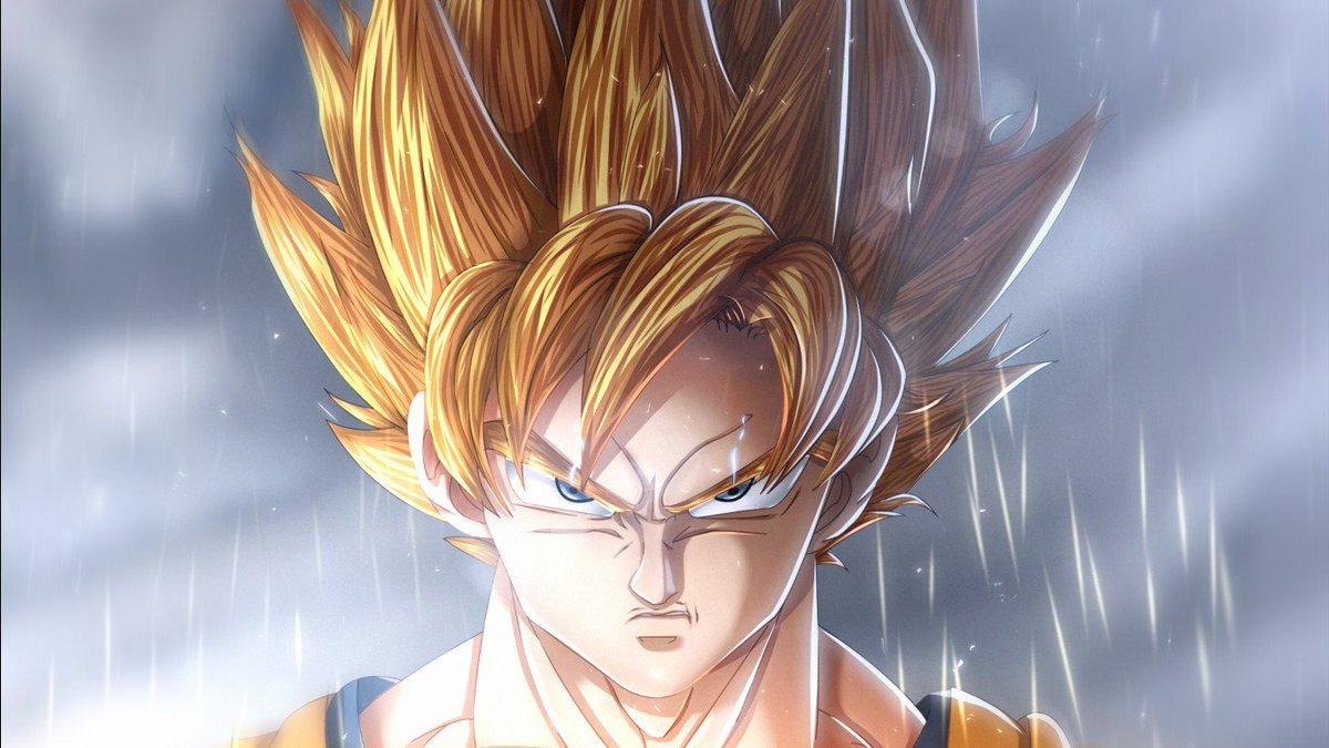 #AnimeJapan ...#dragonballz...#goku my favourite anime hero...😍☺️😎