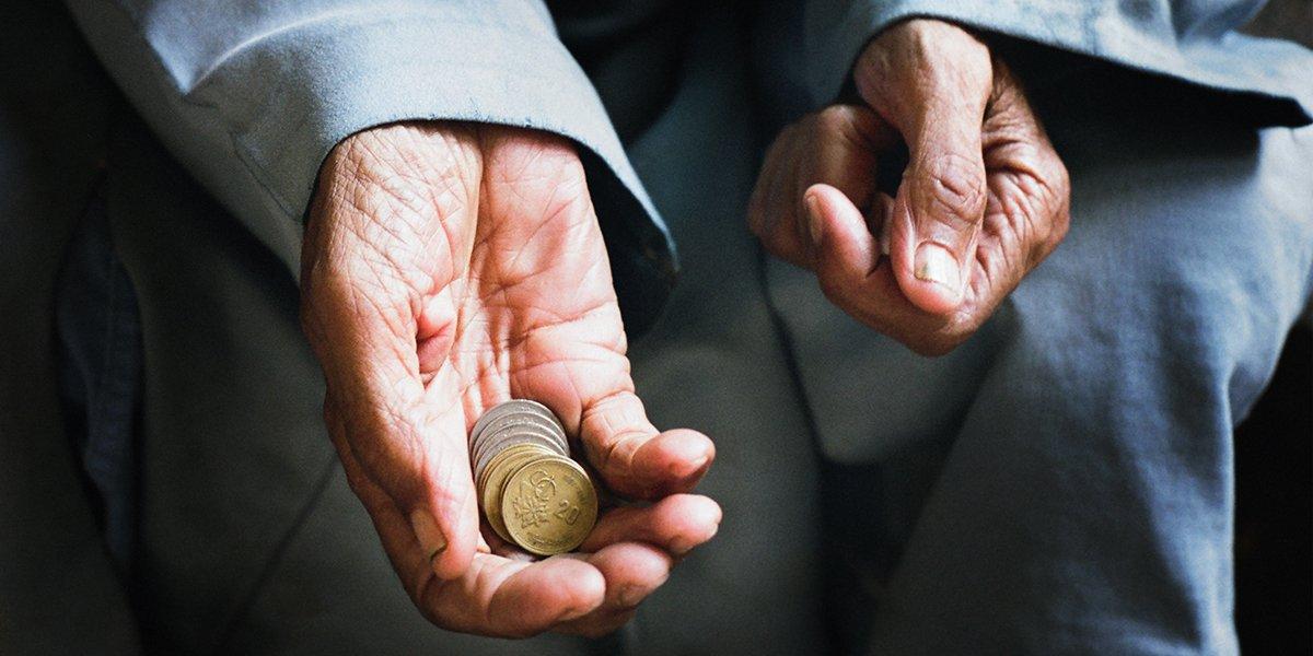 Руки бедных людей фото