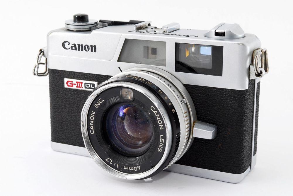 Canon canonet ql17 giii manual pdf
