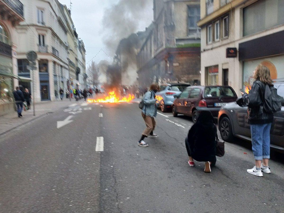 А что же там, во Франции?