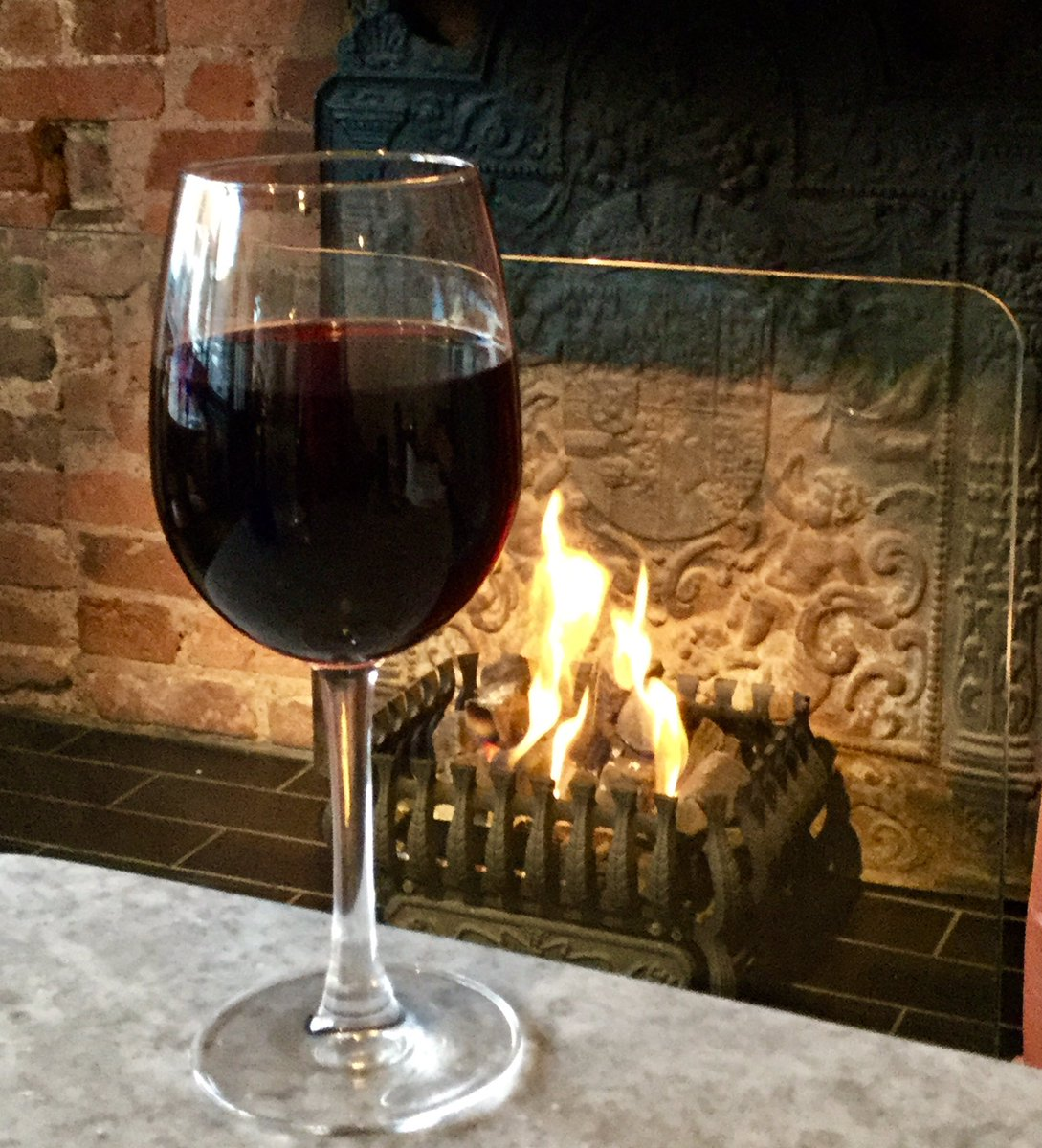 Jumble House On Twitter Red Wine And A Fire What More Can