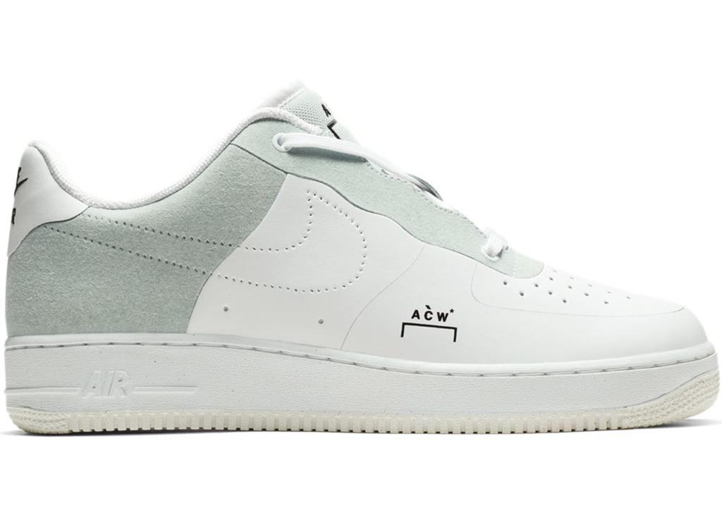 41c2defe ... Air Force silhouette with the Air Force 1 Low A Cold Wall White.  https://stockx.com/nike-air-force-1-low-a-cold-wall  …pic.twitter.com/WFUCXQSzgr
