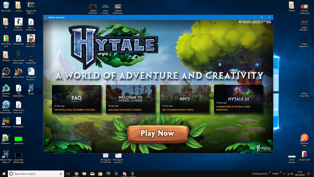 Hytale Beta