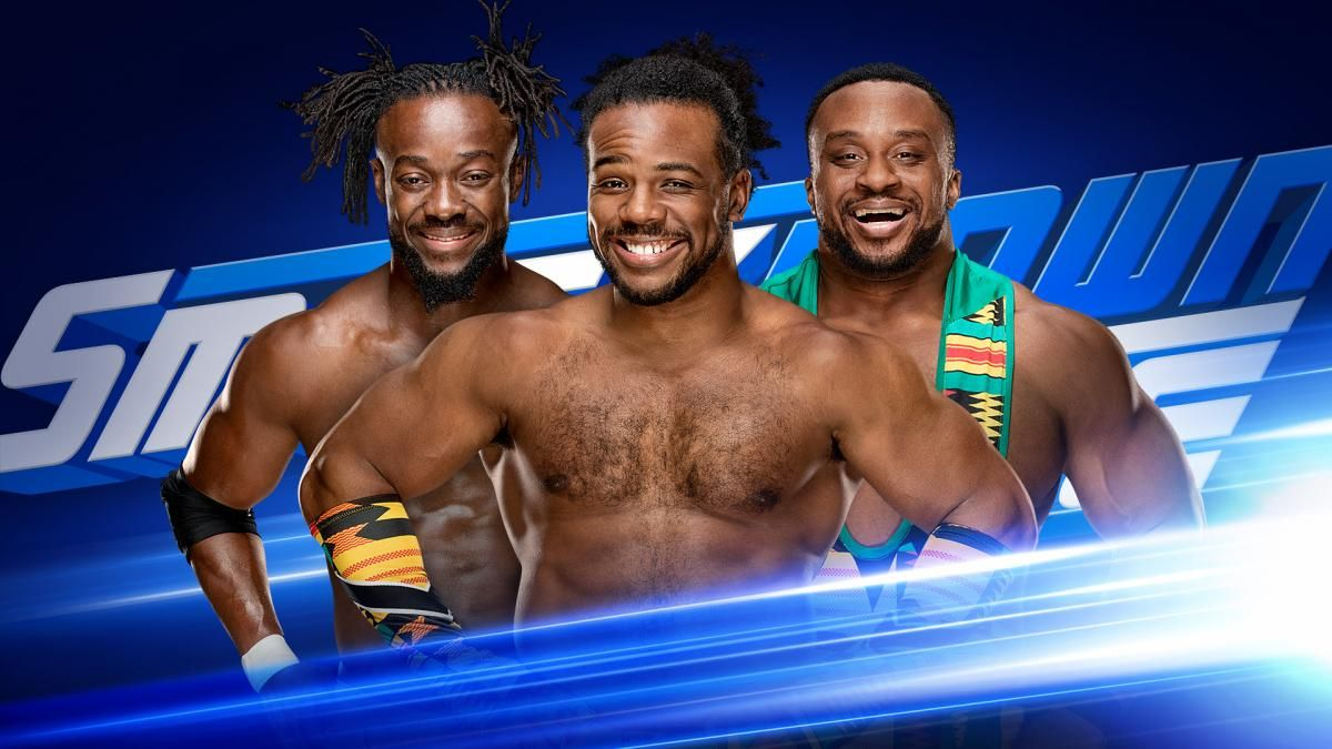 ** SPOILERS ** For Next Week's NYD WWE SmackDown