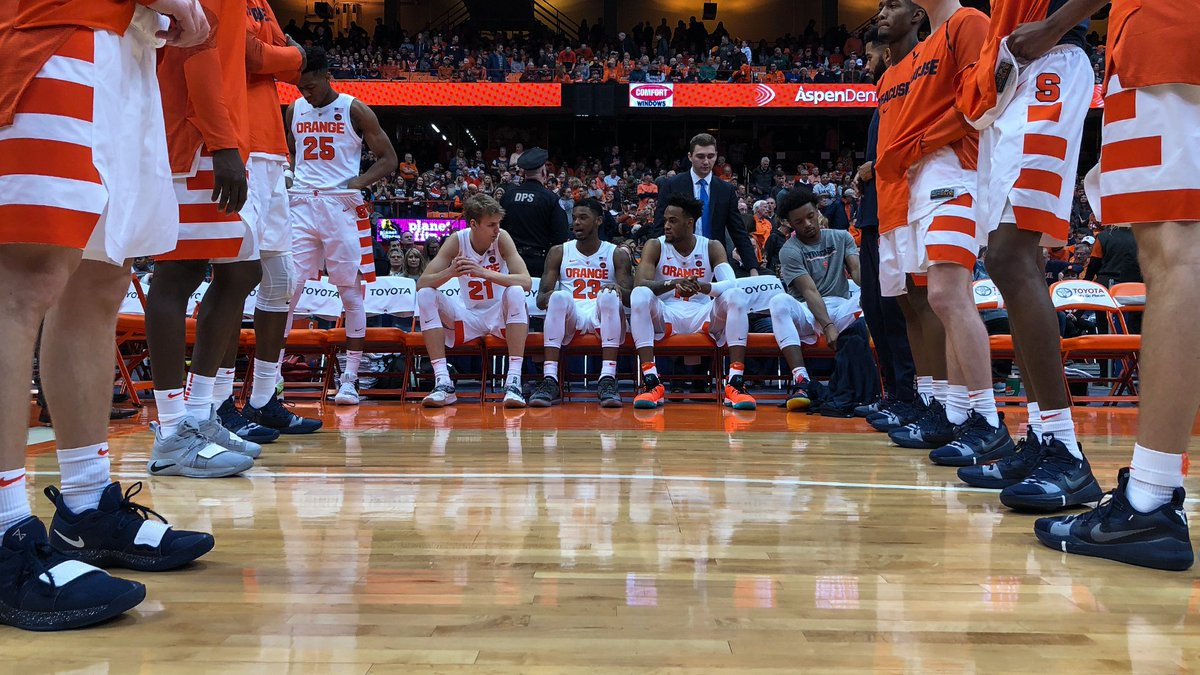 Syracuse hosts St. Bonaventure today in the Dome