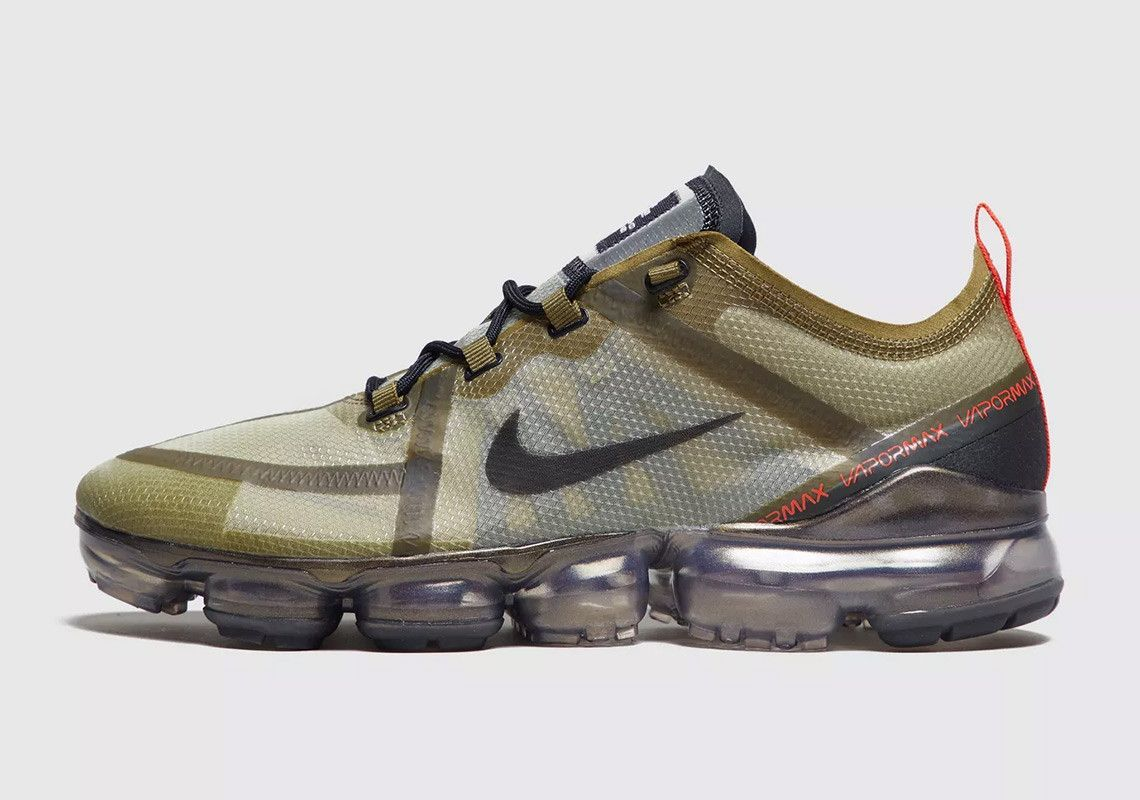 89f1e7d554f0e Nike s Vapormax 2019 arrives in olive green https   snkrne.ws 2T7MkD1