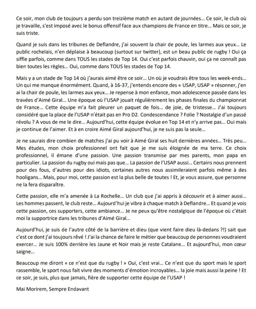 Marion Cortell En Twitter Déclaration Damour
