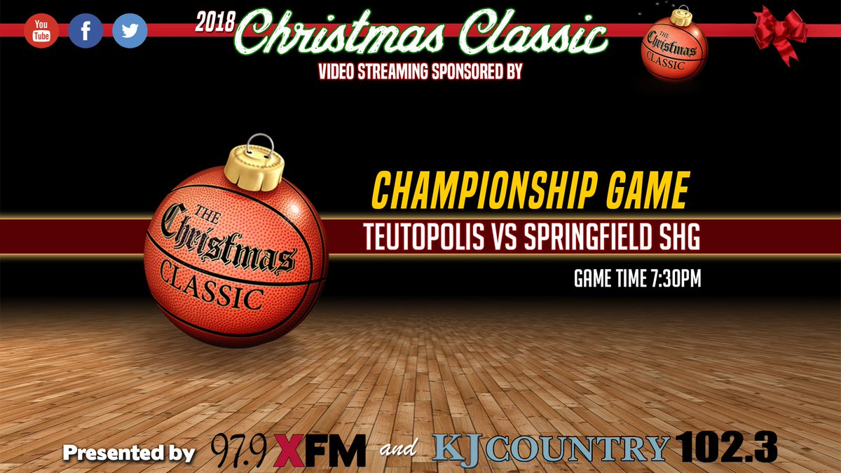 979 XFM On Twitter Well Have Tonights Championship Game Of The