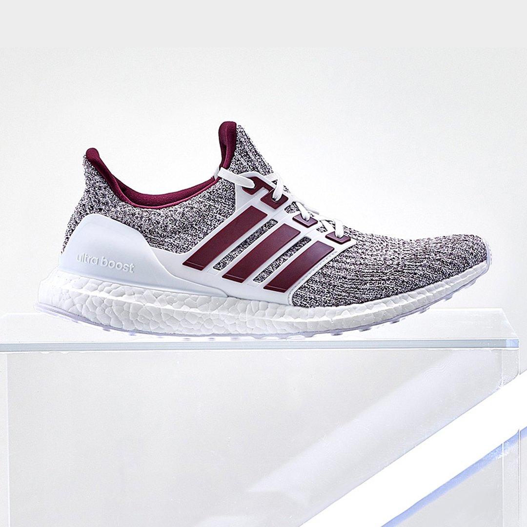 adidas Ultra Boost 4.0 Texas A\u0026M
