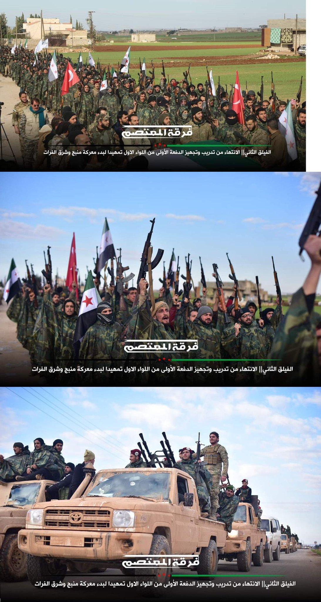 Guerre Civile en Syrie ( LISEZ LE PREMIER POST ! ) - Statut spécial  - - Page 19 DvnvIvIW0AUyAW-