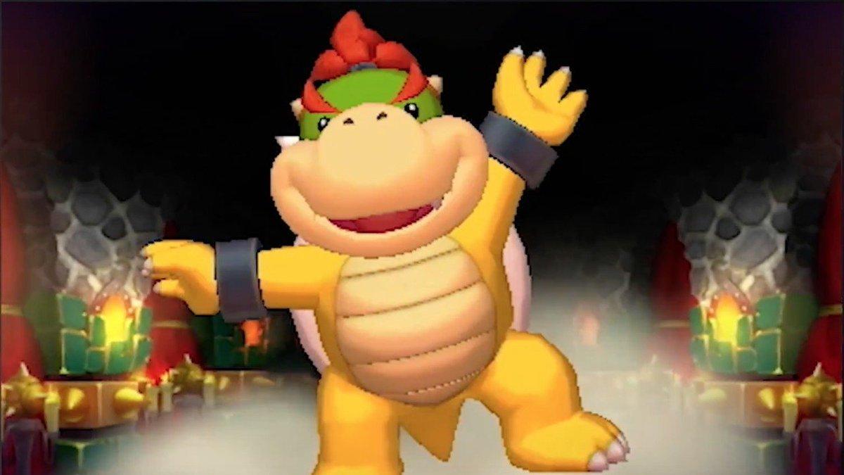 Gonintendotweet On Twitter Mario Luigi Bowser S Inside