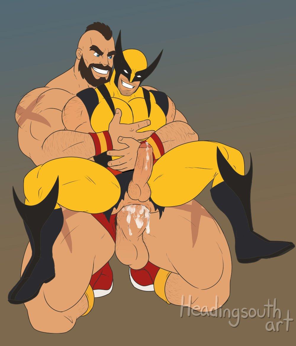 Free Wolverine Hugh Jackman Naked