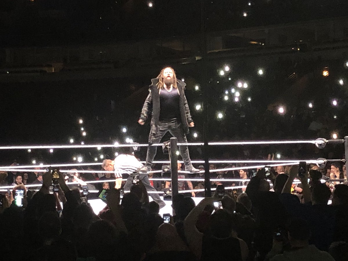 WWE Live Event Results From Chicago (12/29): Bray Wyatt In No DQ Match, Steel Cage Main Event, More
