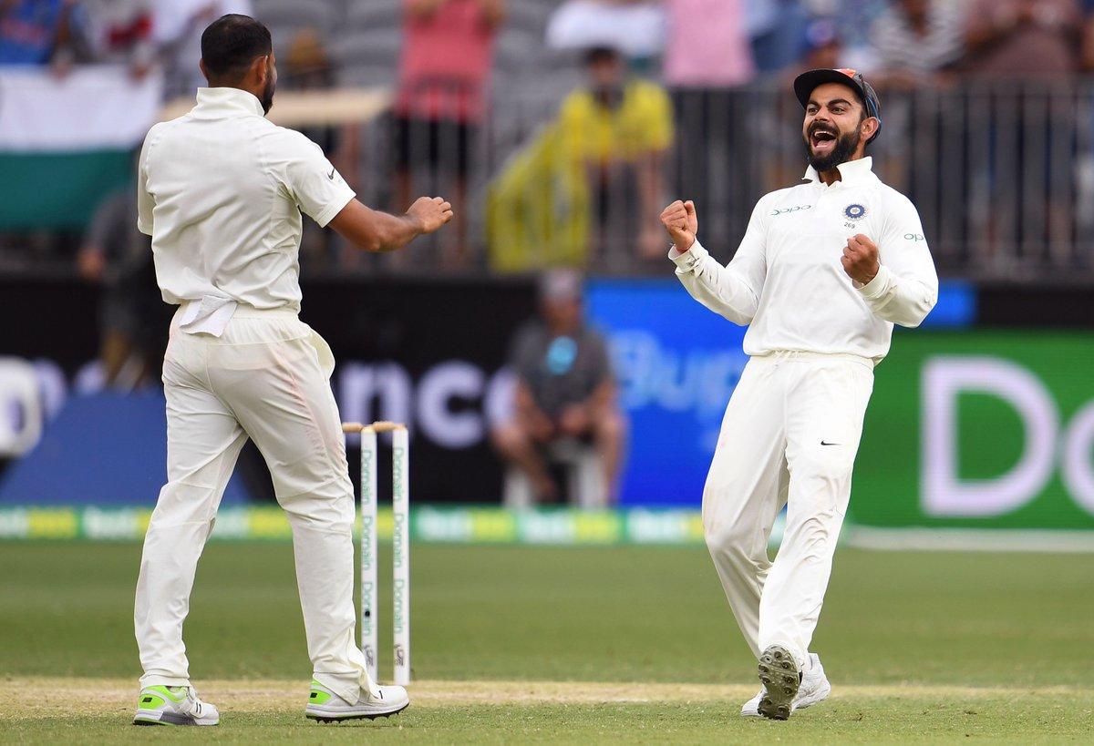 India vs Australia 3rd Test Day 5: India beat Australia by 137 runs to take 2-1 lead in four-match series http://toi.in/5Rameb19/a24gk via @TOISports   #INDvAUS #BoxingDayTest #AUSvIND