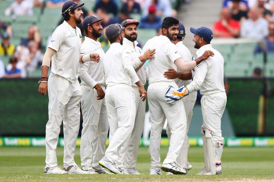 Jasprit Bumrah registered 9/86 in the 3rd Test of Border-Gavaskar trophy in 2018.