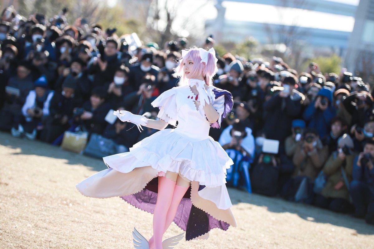 Dvp3DkNVAAAB2wu Sức hút siêu khủng khiếp của Enako   Coser nổi tiếng nhất Nhật Bản hiện nay