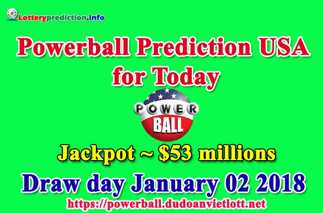 Lotto Prediction on Twitter: