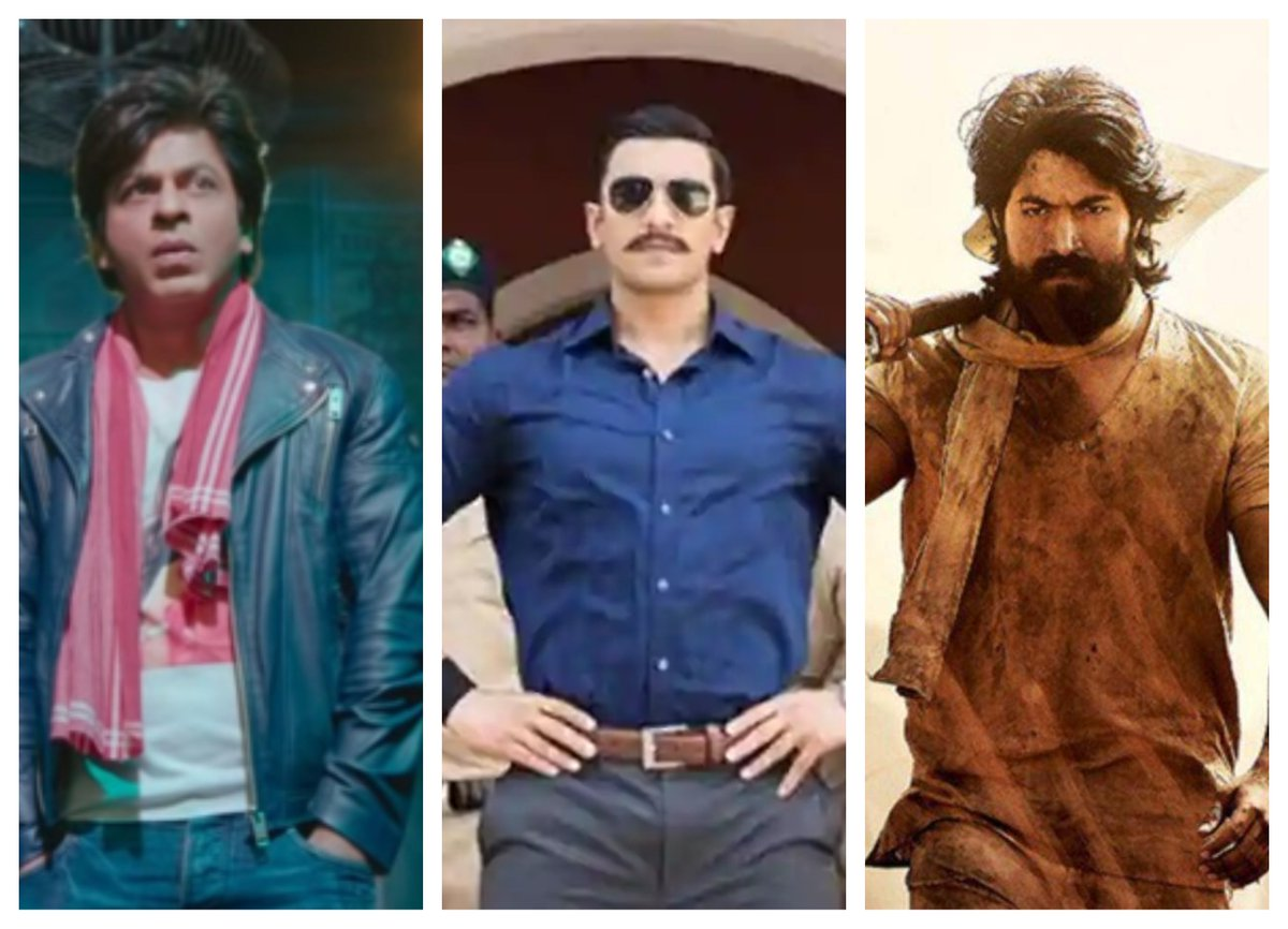 India Today Showbiz On Twitter Kgf Vs Zero Box Office Collection