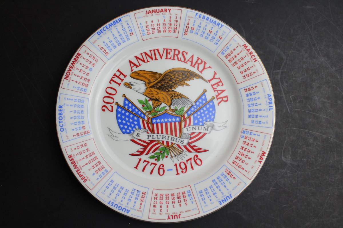 Wedgwood Large Collectors Plate TONATIUH CALENDAR PLATE SEVENTH SERIES 1977