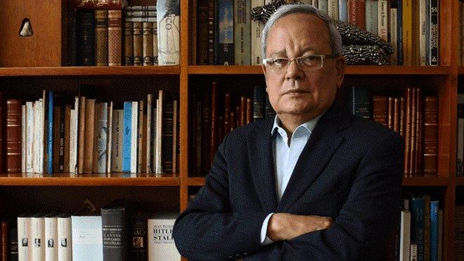 """César Hildebrandt: """"Que Alan García y Keiko Fujimori no se equivoquen. La gente no los odia, los desprecia"""" ►http://cort.as/-DTJ3"""
