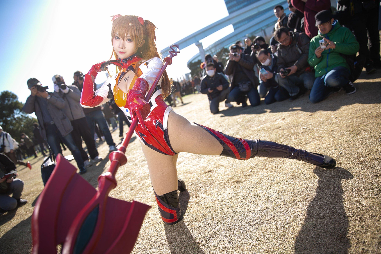 画像,『新世紀エヴァンゲリオン』式波・アスカ・ラングレー小柔SeeUさん(@seeu_cosplay)寒い中お写真撮らせていただき、ありがとうございました!!またよろ…