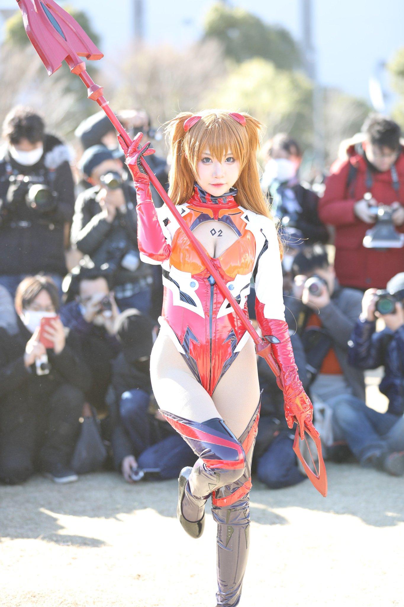 画像,2018.12.30 コミケ2日目①モデル:小柔SeeU(@seeu_cosplay )Canon1dxmark2 CanonEF24-70mm F2.8L I…